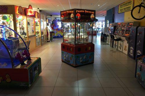 Arcade Floor