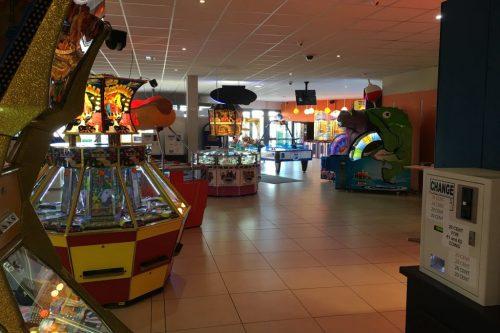 Front Arcade